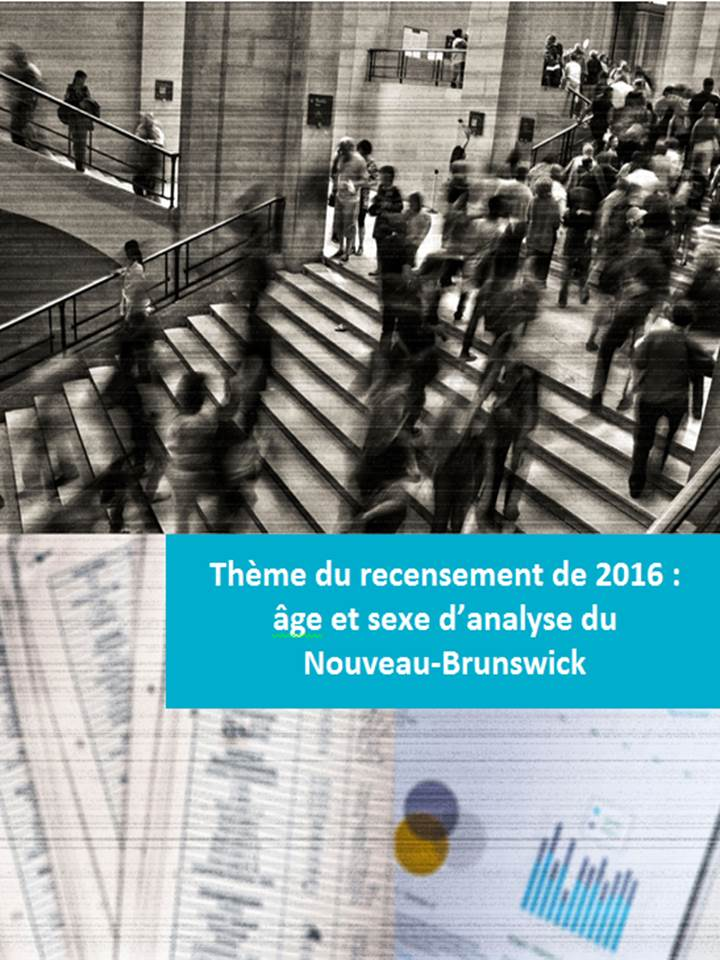 New Brunswick Analysis 2016 Census Topic: Age and Sex